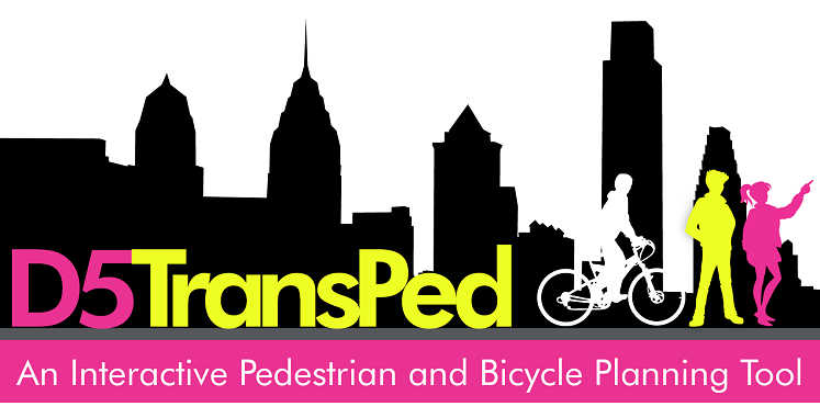 TransPed a bicycle and pedestrian planning tool